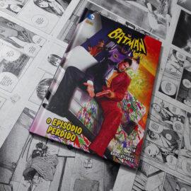 Batman '66 - O Episódio Perdido (Lote 112)