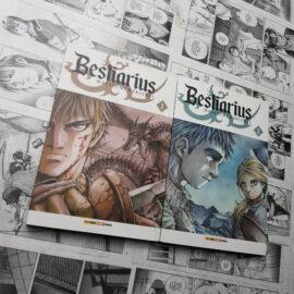 Bestiarius - Vol.1 e 2 (Lote #109)