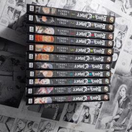 Black Clover - ING - Vol.1 ao 11 (Lote 112)
