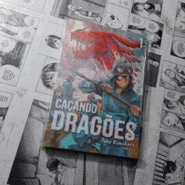 Caçando Dragões - Vol.1 (Lote #110)