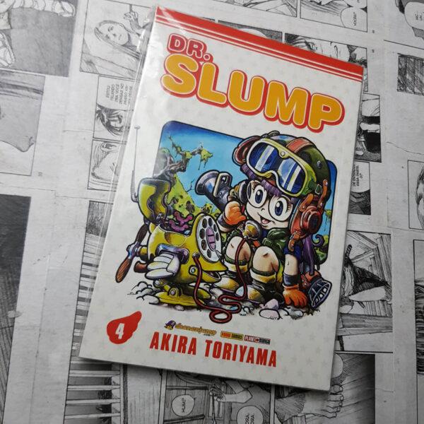 Dr. Slump - Vol.4 (Lote #107)