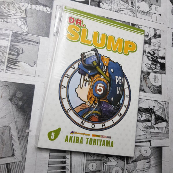 Dr Slump Vol.5 (Lote #109)