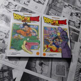 Dragon Ball Super - ING - Vol.1 e 2 (Lote 112)