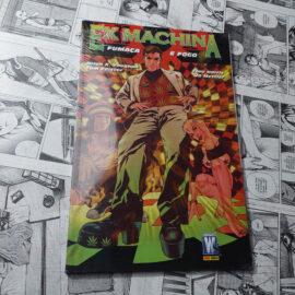 Ex Machina: Fumaça e Fogo - Vol.5 (Lote #110)