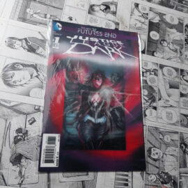 Futures End - Justice League Dark - ING (Lote #110)