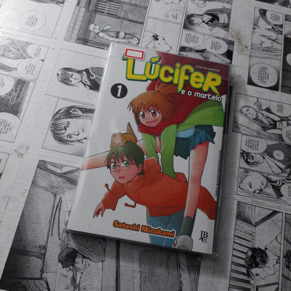Lucifer e o Martelo - Vol.1 (Lote #108)