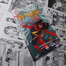 Ms. Marvel - Apaixonada - Capa Dura (Lote 112)