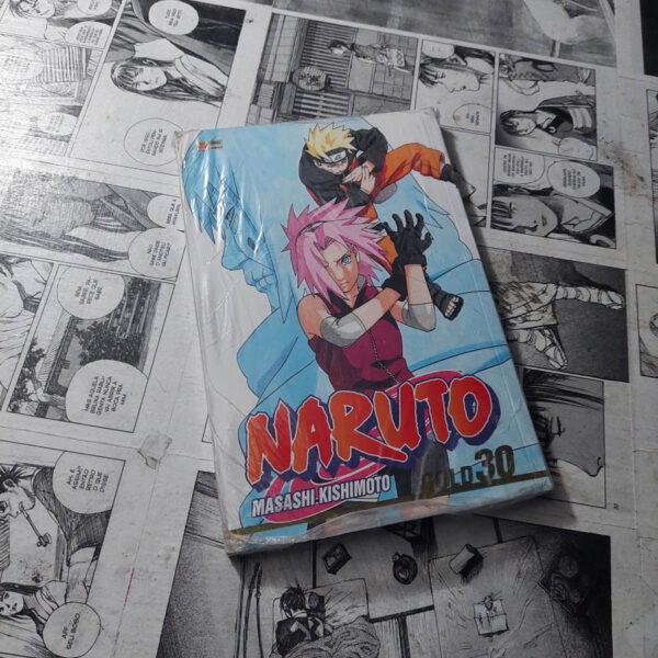 Naruto Gold - Vol.30 (Lote #111)