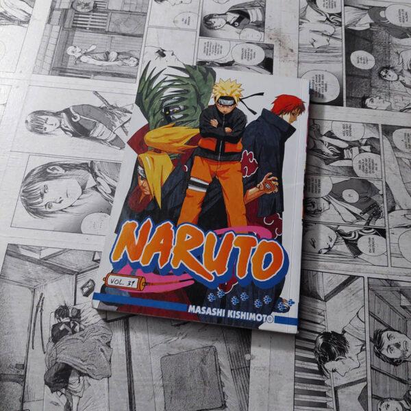 Naruto - Vol.31 (Lote #108)