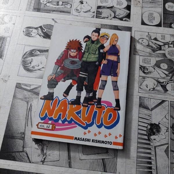 Naruto - Vol.32 (Lote #108)