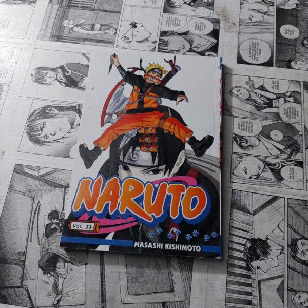 Naruto - Vol.33 (Lote #108)