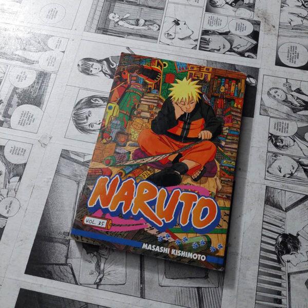 Naruto - Vol.35 (Lote #108)