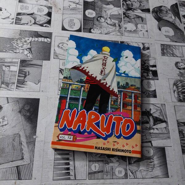 Naruto - Vol.72 (Lote #108)