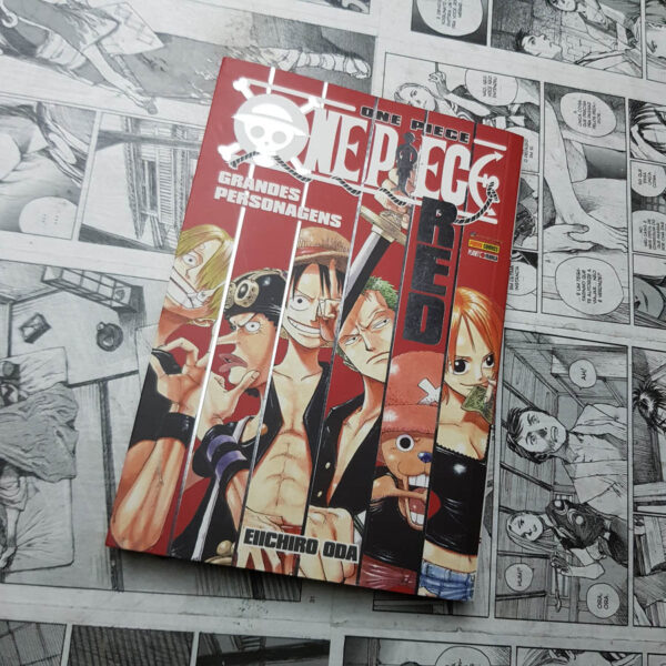 One Piece Red (Lote #107)