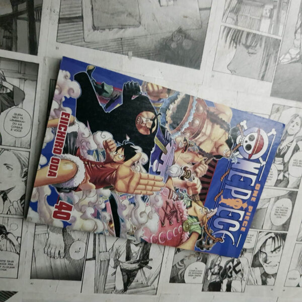 One Piece - Vol.40 (Lote #107)