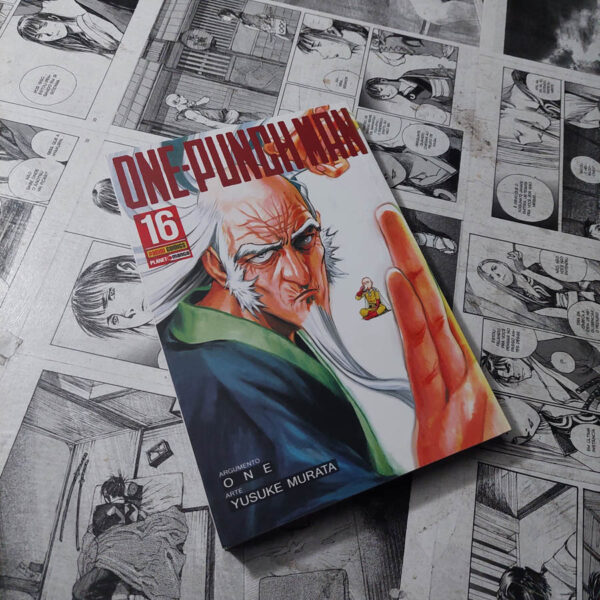 One-Punch Man - Vol.16 (Lote 112)