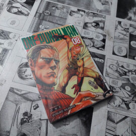 One-Punch Man - Vol.8 (Lote 112)