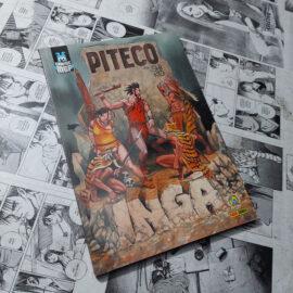 Piteco - Inga - Capa Cartão (Lote 112)