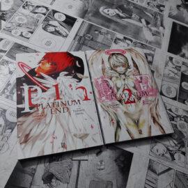 Platinum End - Vol.1 e 2 (Lote 112)