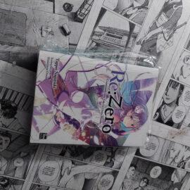 Re Zero - novel - Vol.1 (Lote #108)