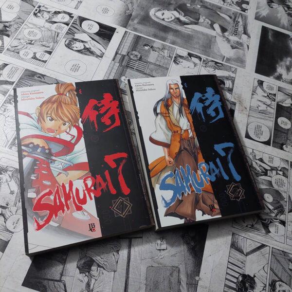 Samurai 7 - Completo (Lote 112)