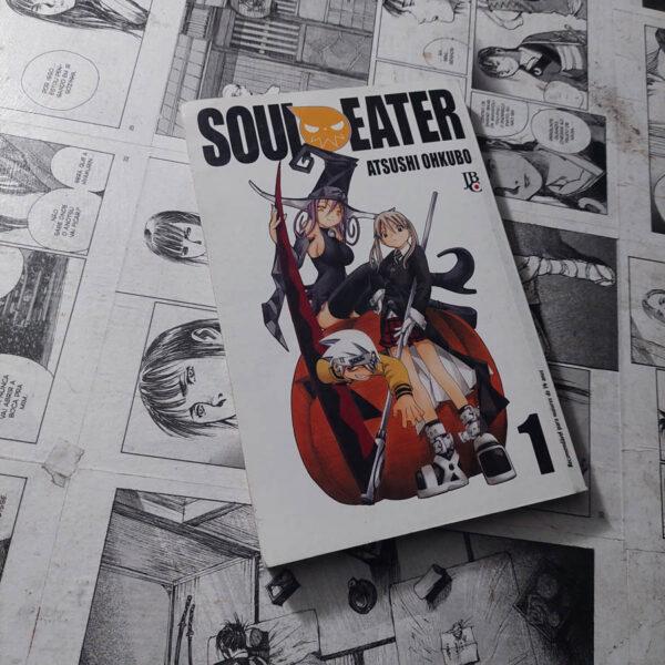 Soul Eater - Vol.1 (Lote #111)