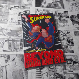 Supergirl - Beyond Good and Evil - ING (Lote #110)