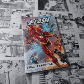 The Flash -The Fastest Man Alive - Full Throttle - ING (Lote #110)