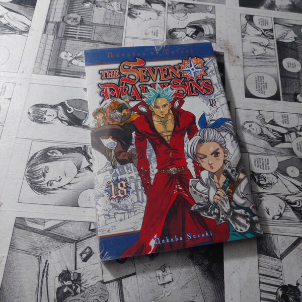 The Seven Deadly Sins - Vol.18 (Lote #111)