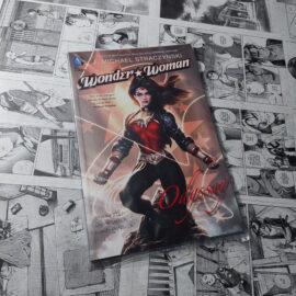 Wonder Woman - Odyssey - ING - Volume One (Lote #110)