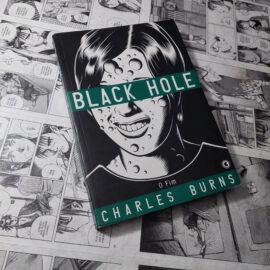 Black Hole - Ed. Ant. - O Fim (Lote #113)