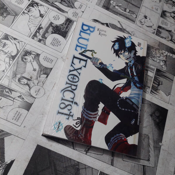Blue Exorcist - Vol.1 (Lote 114)