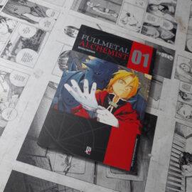 Fullmetal Alchemist - Nova Ed. - Vol.1 (Lote 114)