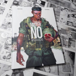Mister No - Revolução - Vietnã (Lote #113)