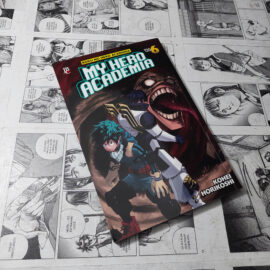 My Hero Academia - Vol.6 (Lote #113)