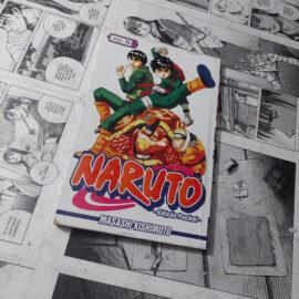 Naruto Pocket - Vol.10 (Lote 114)