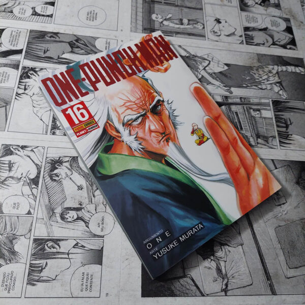 One-Punch Man - Vol.16 (Lote #113)