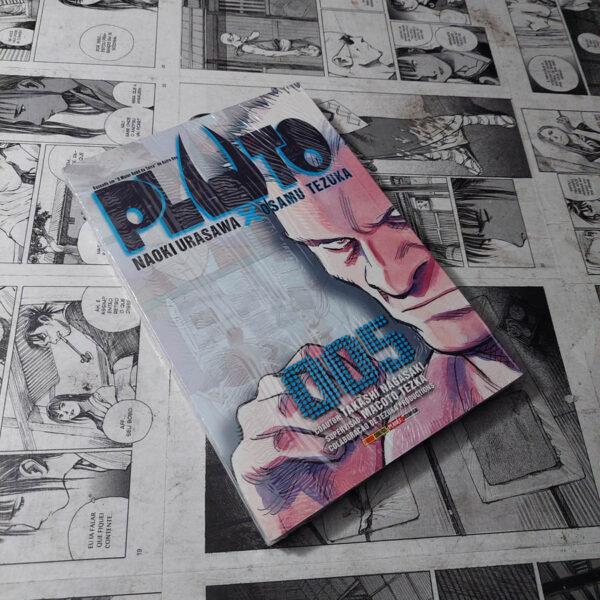 Pluto - Vol.5 (Lote #113)