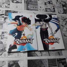 Radiant - Vol.1 e 2 (Lote #113)