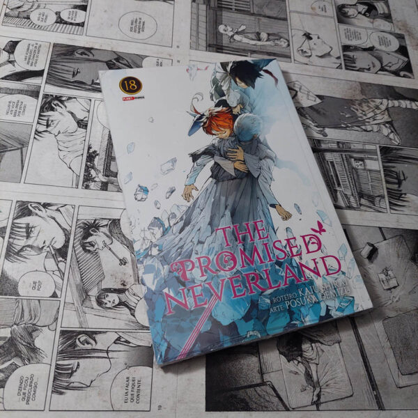 The Promised Neverland - Vol.18 (Lote #113)