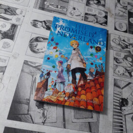 The Promised Neverland - Vol.9 (Lote 114)