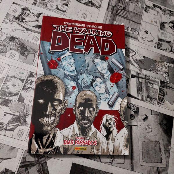 The Walking Dead - Ed. Panini - Vol.1 (Lote #113)