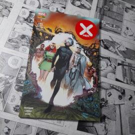 X-Men - (Hichman) - Vol.1 (Lote #113)