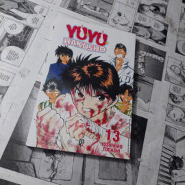 Yu Yu Hakusho - Nova Ed. - Vol.13 (Lote 114)