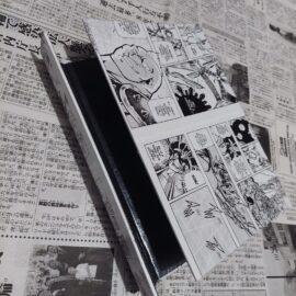 Bookcase Light Cavaleiros do Zodíaco