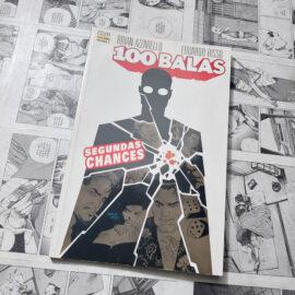 100 Balas: Segundas Chances - Vol.2 (Lote #115)
