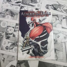 Ataque dos Titãs - Vol.3 (Lote #117)