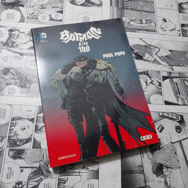 Batman: Año 100 (ESP) (Lote #115)