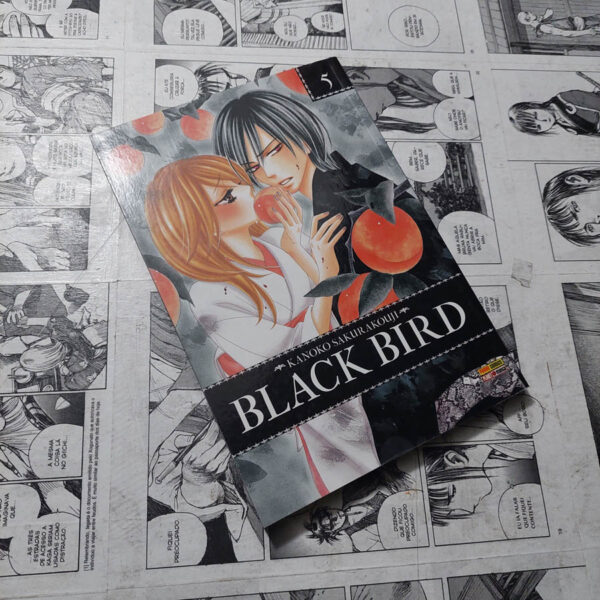 Black Bird - Vol.5 (Lote #115)