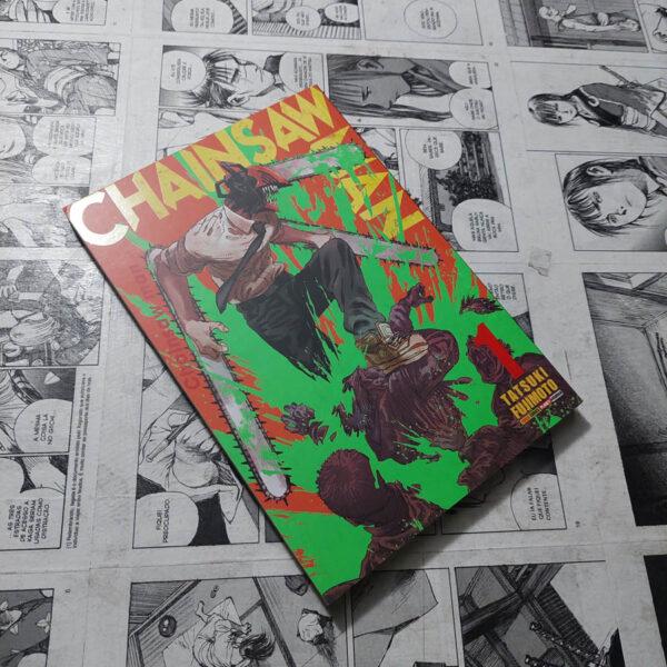 Chainsaw Man - Vol.1 (Lote #115)